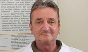 Neste 20 de maio, a Udesc completa 56 anos, enquanto o professor Agnaldo faz 55.