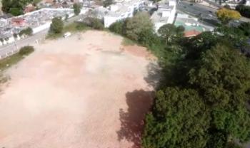 Terreno na área continental de Florianópolis receberá escola e unidade da Udesc - Foto: Roberto Böell Vaz