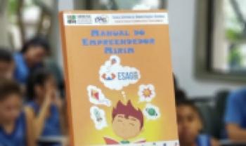Ensino de empreendedorismo para crianças