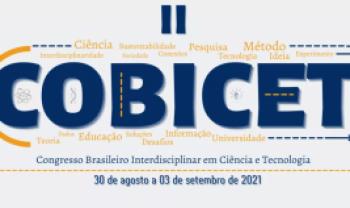 Congresso online contou com um artigo premiado e  outro publicado pela Udesc.