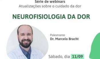 Primeira palestra será ministrada pelo professor Marcelo Bracht