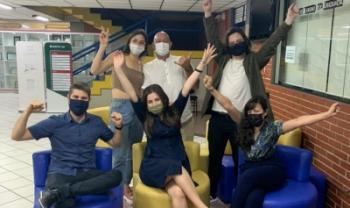 Equipe da Udesc Esag ficou em primeiro lugar