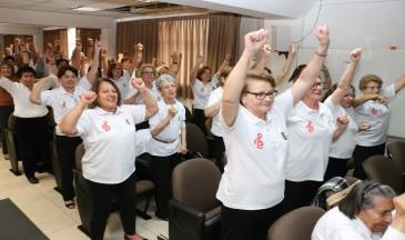 Programa contribui para envelhecimento mais ativo e com qualidade de vida - Foto: Divulgação