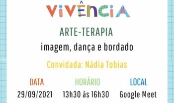 Evento apresentará conceitos da arte-terapia de maneira prática e vivencial