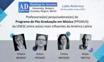 Imagem: Divulgação - PPGMUS Udesc Ceart.